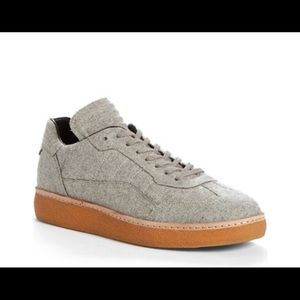ALEXANDER WANG WOOL SNEAKERS